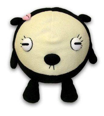 Amazon.com: Gus Fink Puff Dog Gikki Plush Toy By Rocket USA: Toys & Games