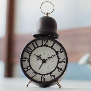 *奥行きを感じる目覚し時計*テーブルクロック GISEL journal ジゼルジャーナル