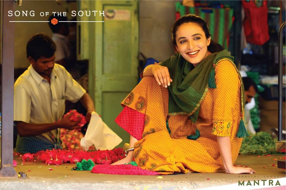 A collection inspired by the colours and textiles of Tamil Nadu. Currently available at our outlet in Lulu mall, Kochi, and coming soon to our online store! Stay tuned to see much more from this collection!