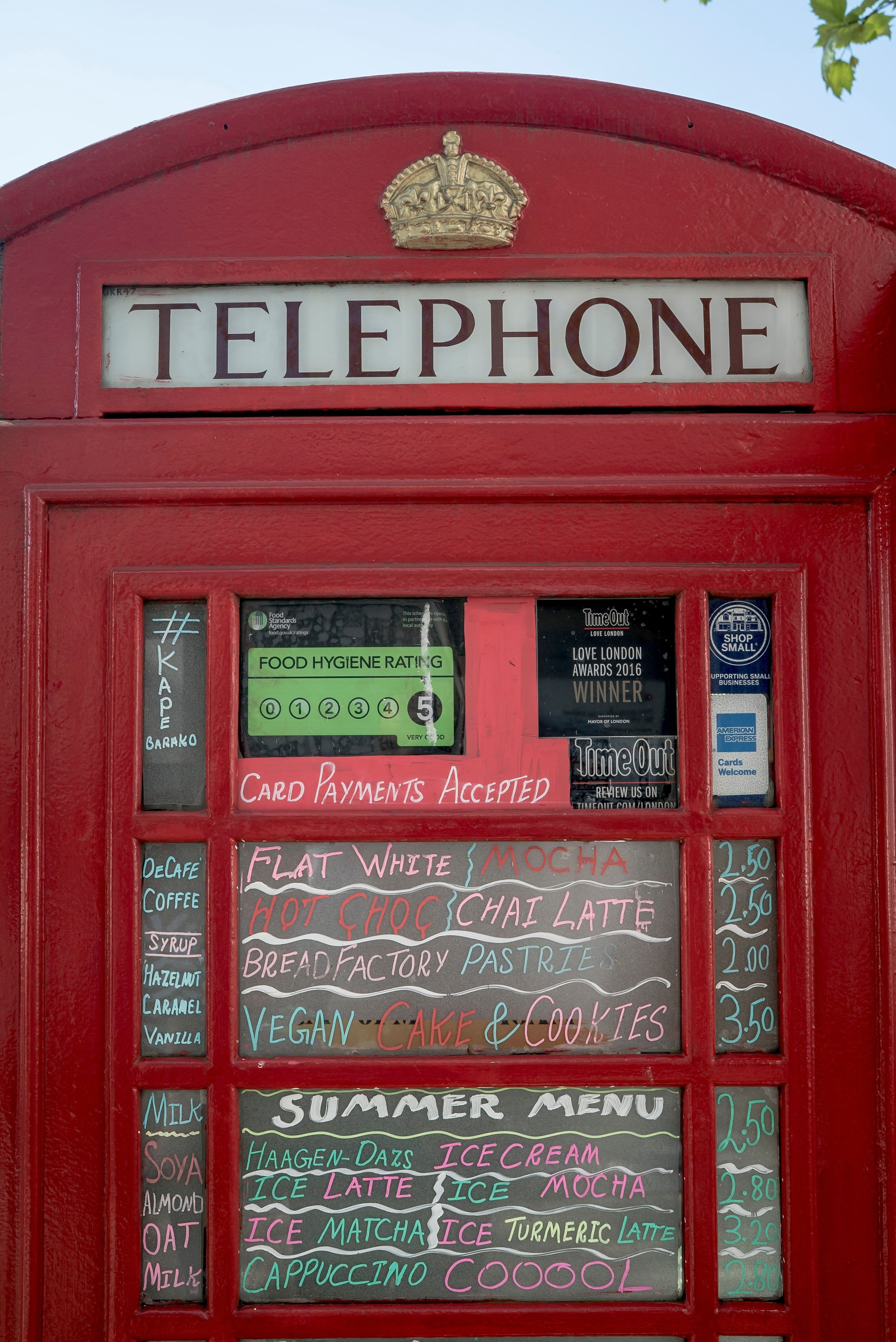 Ringing The Changes For The Red Phone Box In Pictures Phone Box Telephone Box Red Telephone Box