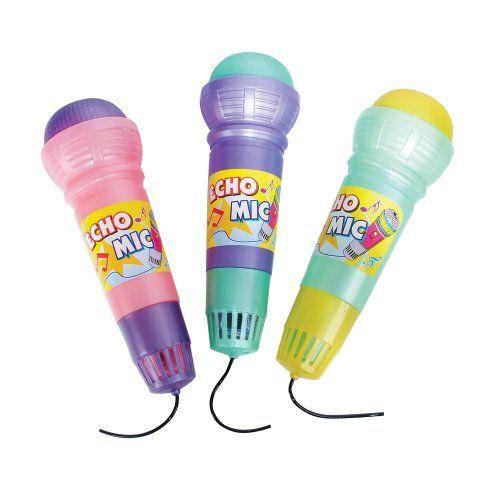 Echo Microphones (1 dz)