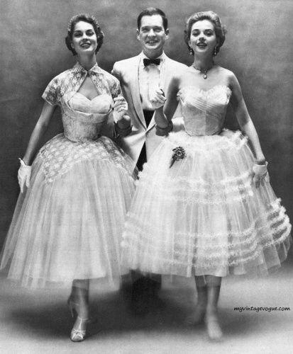 Braunda Formals 1954
