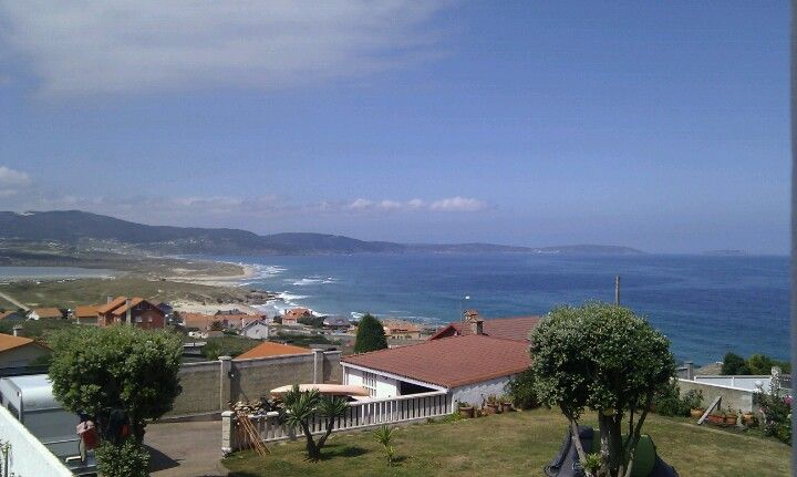 Praia Pedra Do Sal en Carballo, Galicia
