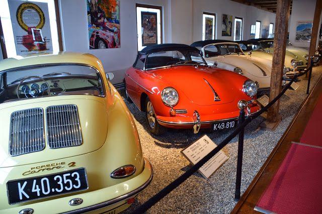 Janwib.blogspot Oldtimers en Meer : Porsche-Museum GMund (Videofilm)