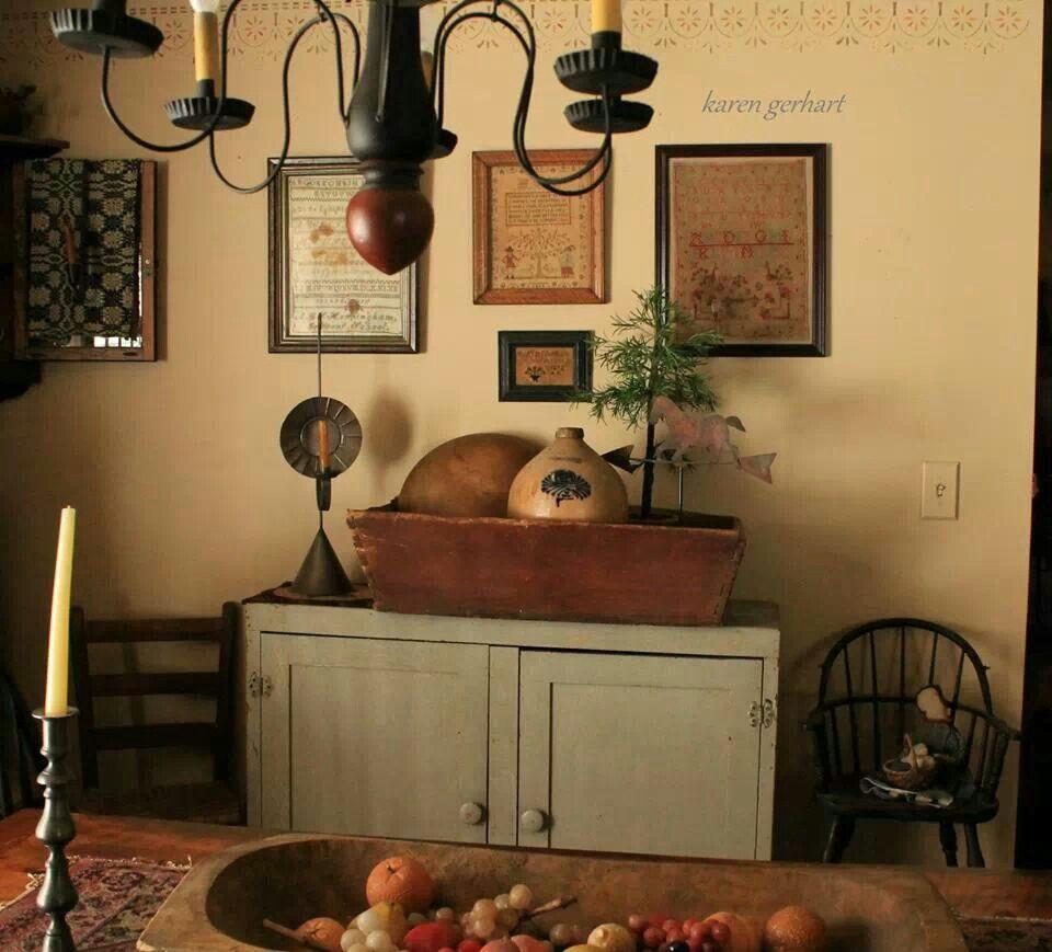 Karen gerhart country style pinterest decoracion para el hogar para el hogar y hogar - Pinterest decoracion hogar ...