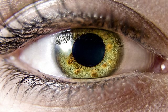 The Eye by Christiaan Botha, via Flickr
