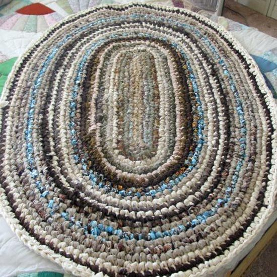 How To Make An Old-Fashioned Rag Rug