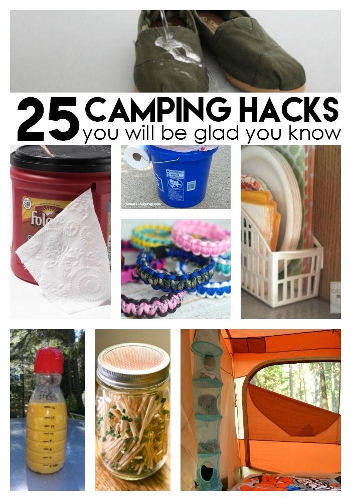Photo of 25 Genius Camping Hacks