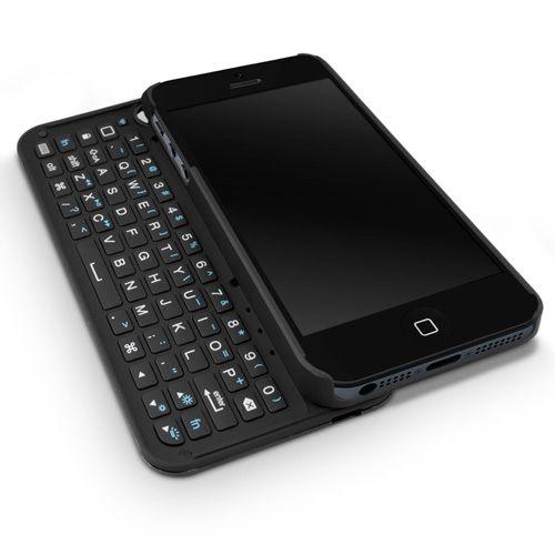Boxwave Keyboard Buddy – Backlit Editio 아이폰5 키보드 케이스