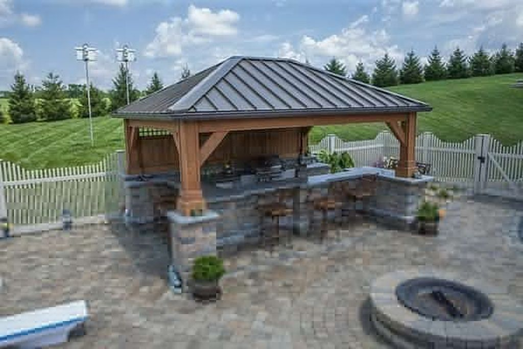 35 Newest Outdoor Bar Ideas For Backyard in 2020