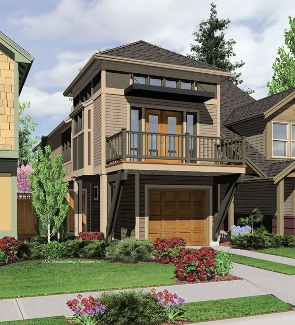 Surprising 1000 Images About Skinny House On Pinterest House Plans Small Largest Home Design Picture Inspirations Pitcheantrous