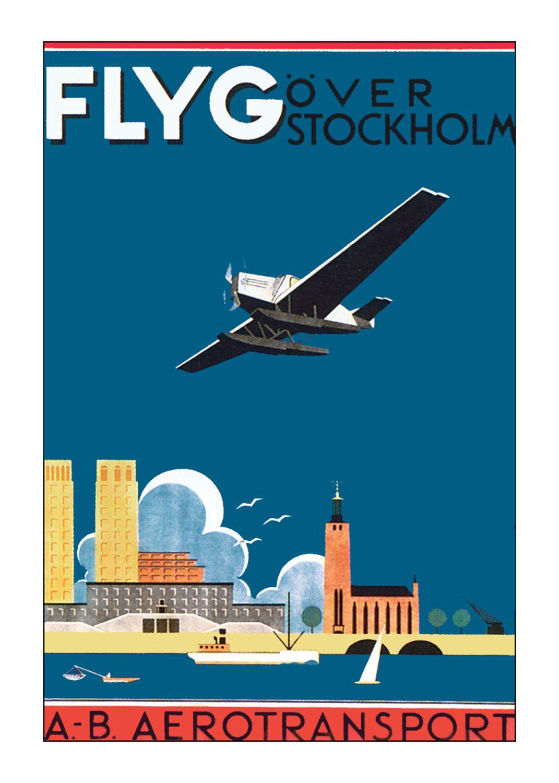 Sweden Sweden Travel Travel Posters Vintage Travel Posters