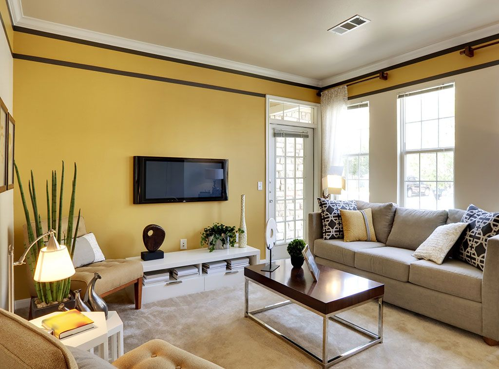 Creative Living Rooms For Style Inspiration Palette: Trail Blazer C10-2