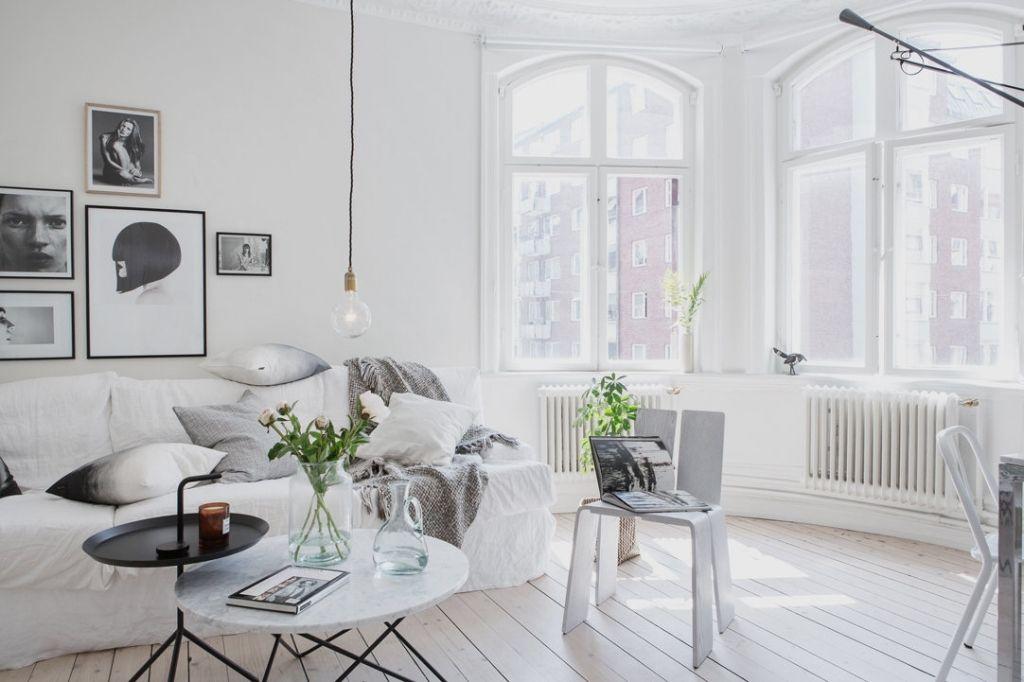 5x tips voor een goed gestyled, compleet wit interieur   Swap ...