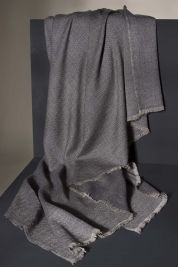 Saan in charcoal and taupe