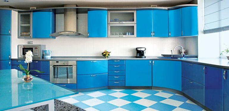 Cocinas pequeñas en forma de L - cincuenta diseños   Cocina pequeña ...
