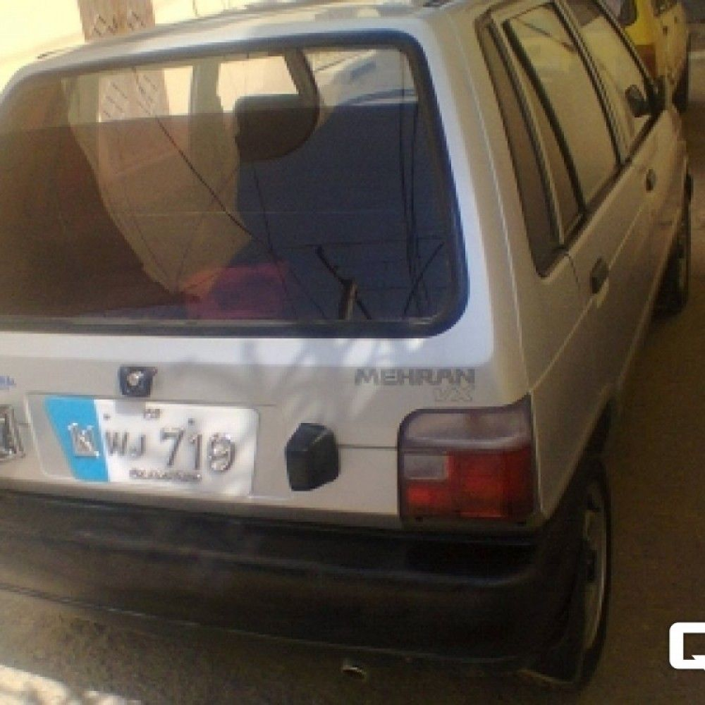 Comments By Seller Used Mehran Car Islamabad Number For Sale
