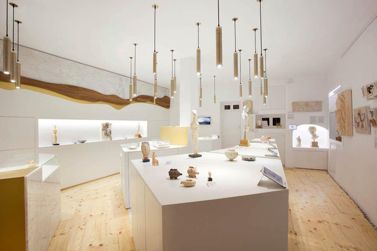 iMuseum by CTRLZAK Studio - concept store in Mikonos