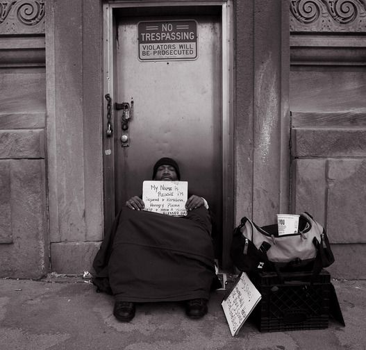 Homeless in America- The Unseen Community - CNN iReport This article explores the reality of homelessness in the U.S.