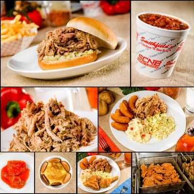 Eastern Style Nc Bbq From Smithfield S Bbq Make You Wanna