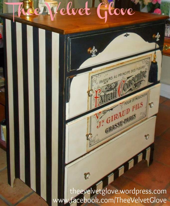 Chest of Drawers | Thee Velvet Glove | Page 2