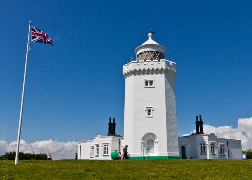#Lighthouse - South Foreland, #England