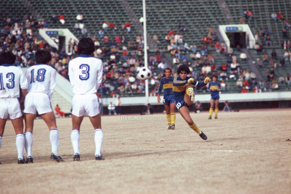 Gira por Japón 1982...que plasticidad...