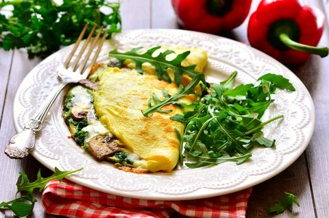 Omelet for Two