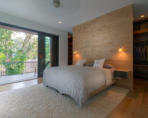 Exceptionnel Closet Behind Bed Home Design Ideas, Pictures, Remodel And Decor