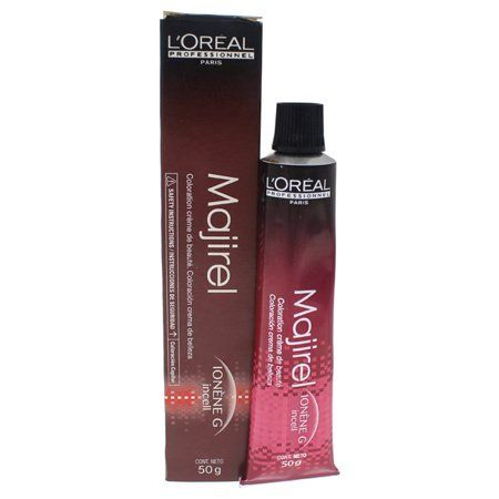 Majirel - # 9.1 Very Light Ash Blonde by L'Oreal Professional for Unisex - 1.7 oz Hair Color #lightashblonde