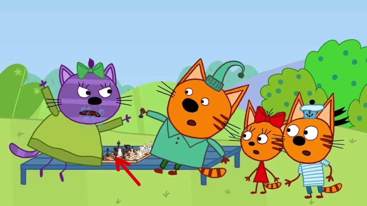 Ютубе мультфильмы про котов