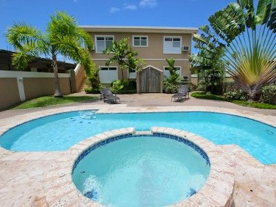 Puerto Rico Humacao Fabulous Privately Walled Ious Yard W Pool Hot