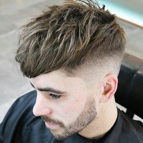 25 elegant ways to wear caesar haircut in 2016 hair pinterest 25 elegant ways to wear caesar haircut in 2016 solutioingenieria Gallery