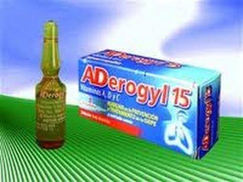 Haz tu Crema ANTIEDAD con Aderogyl!!!