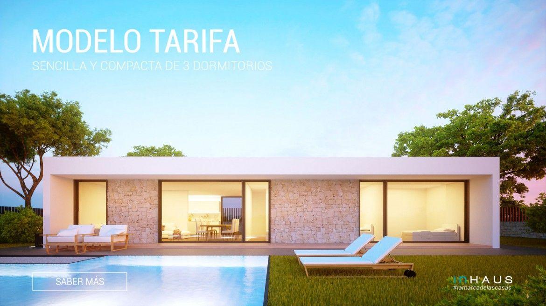 Casa prefabricada de hormig n en planta baja con tres dormitorios calidad premium y dise o - Casas prefabricadas calidad ...