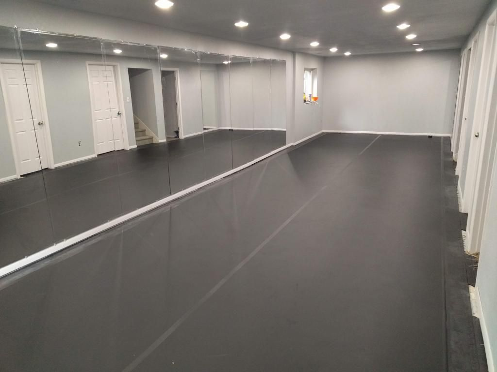 Rosco Adagio Marley Full Roll in 2020 Dance rooms, Home