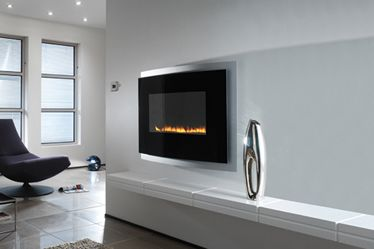 The Radium Catalytic Fireplace From The Dave Lennox Signature