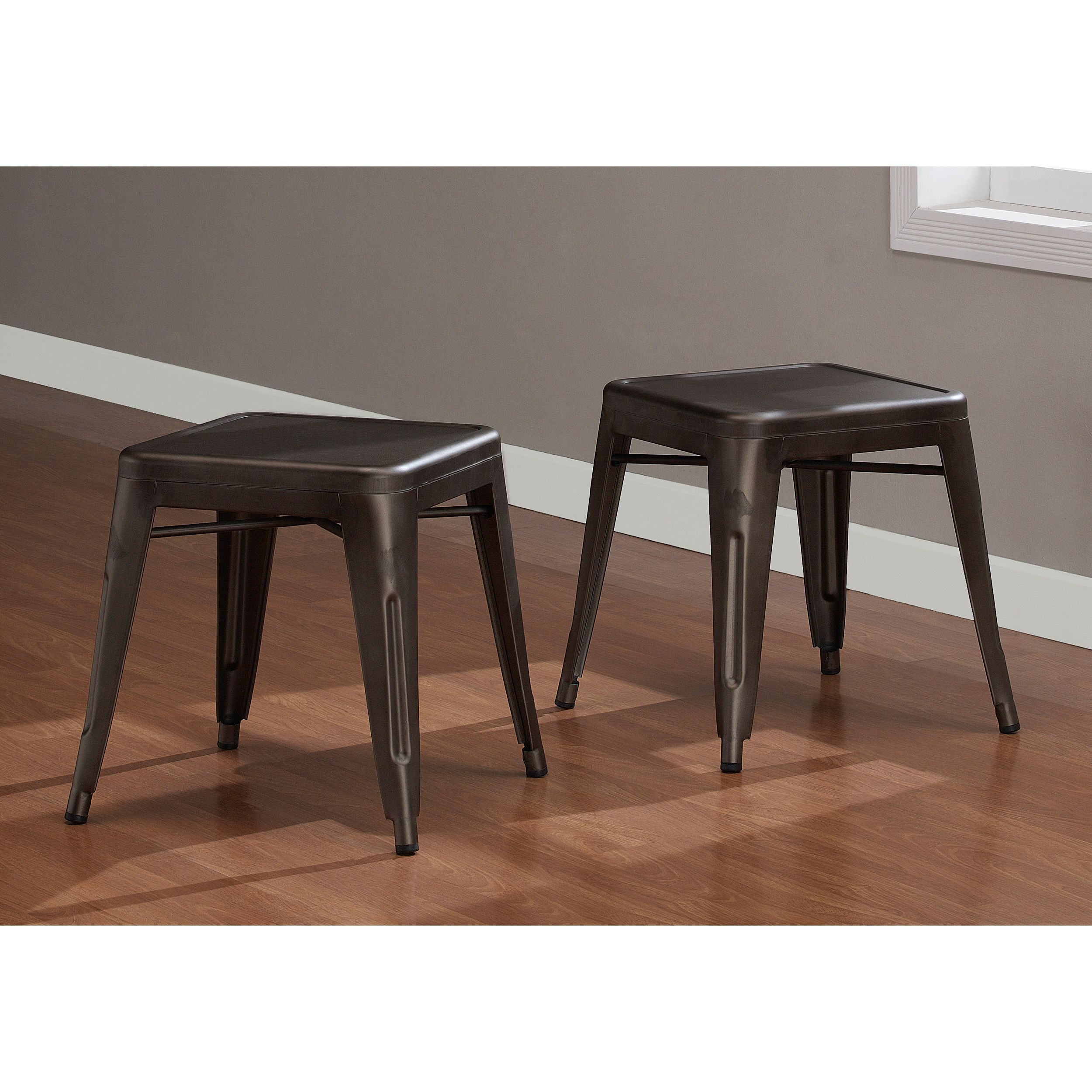 The Gray Vintage Tables Are Mar And Scratch Resistant So They Can Handle Typical Wear Tear When You Dont Need
