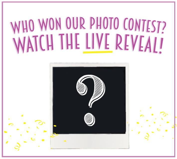 With over 100 photo entries, we are having a tough time picking a winner! Check back with us at 1:30pm MDT (a half hour later than previously noted) to help us decide on our Facebook page: facebook.com/American.Furniture.Warehouse