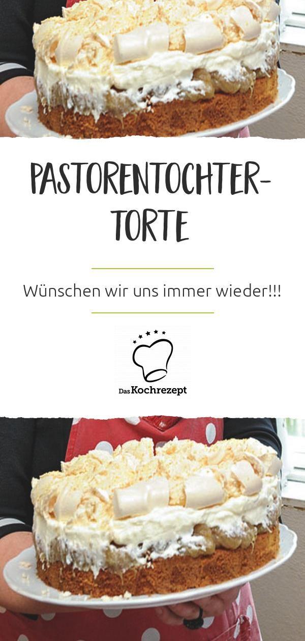Pastorentochter-Torte