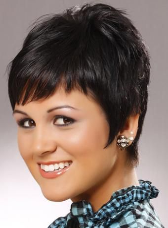 Image Detail For Cute Pixie Wispy Razor Cut Hairstyle Channel