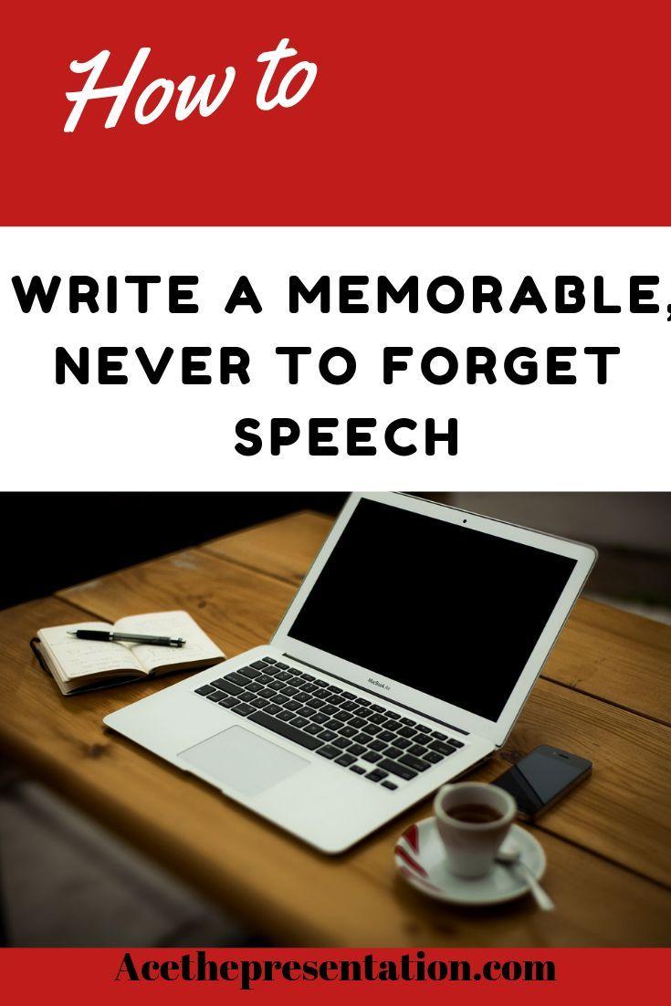 Online speech writing help