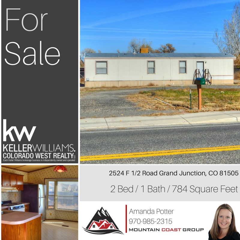 Home for sale in Grand Junction! 2524 F 1/2 Road Grand