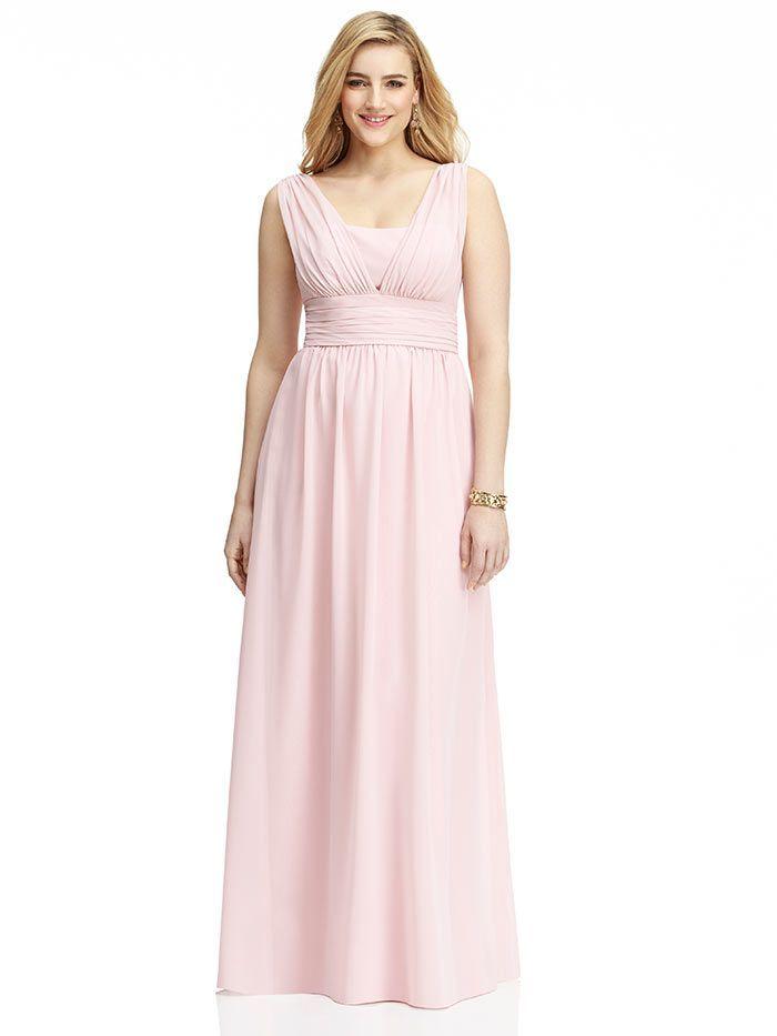 Social Plus Size Bridesmaid Dresses   Plus Size Bridemaids Dresses ...