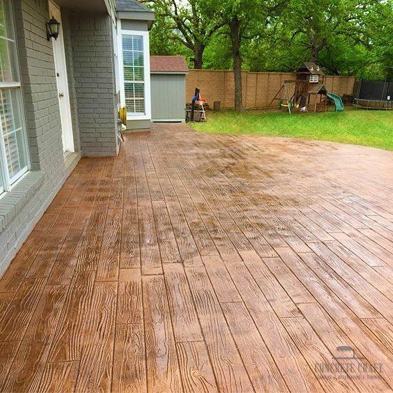 Everyone Loves A Wood Plank Floors Indoors Or Out. Get One