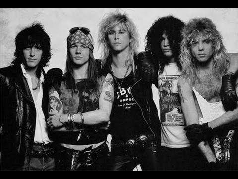 Guns N Roses Doku