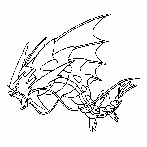 4 Mega Pokemon Coloring Pages Mega 130 Gyarados Coloring Page By Nikki M Garrett On Deviantar In 2020 Pokemon Coloring Pokemon Coloring Pages Pokemon Drawings