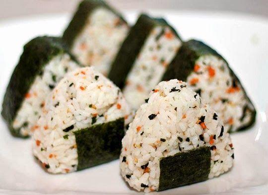 Resep Cara Membuat Onigiri Khas Jepang Resep Masakan Jepang Resep Masakan Resep