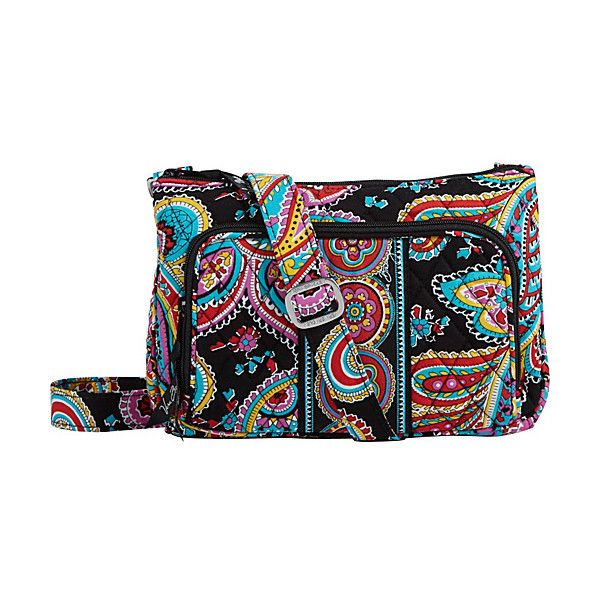 The Little Hipster from Vera Bradley is the perfect size for the little hipster in your life!