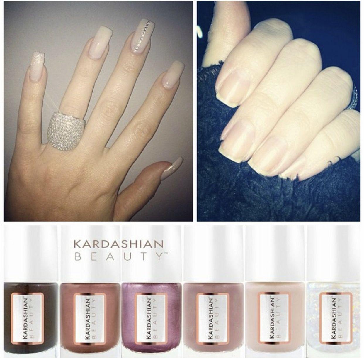 khloekardashian: Nude nails always a DO #cabanacollection ...